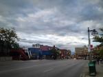 Одна из главных улиц города