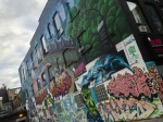 Граффити в центре города (легально!)