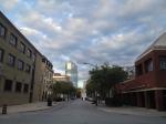 Вид на Carling street