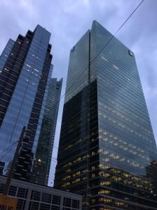 Высокий город Торонто